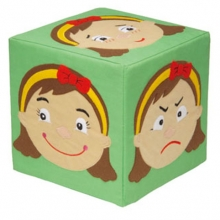 Emotions cube