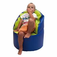 Wrap medium armchair