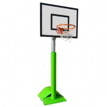 Basketball post pad
