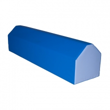 Hexagonal foam prism