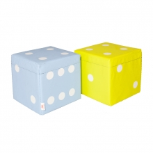 Giant serigraphic dice