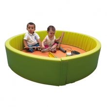 Round play area