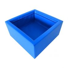 Medium stackable box