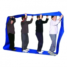 Traction belt psychomotor